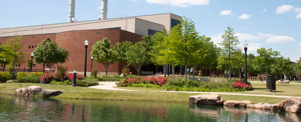 Pond and the Sciences Complex