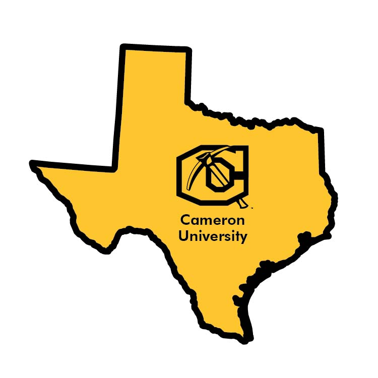 Cameron University Texas Logo