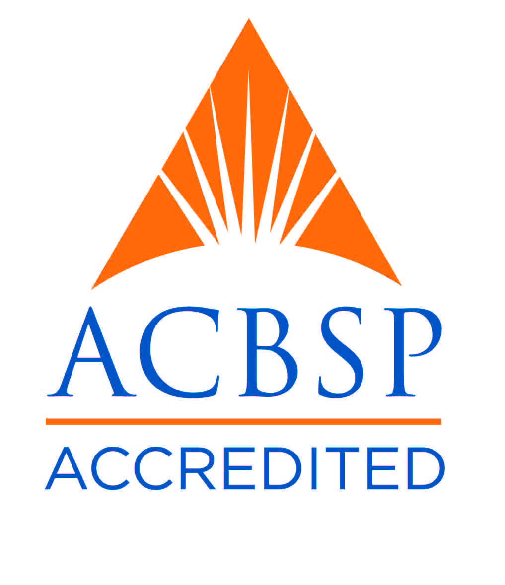 ACBSP Accredidation Logo