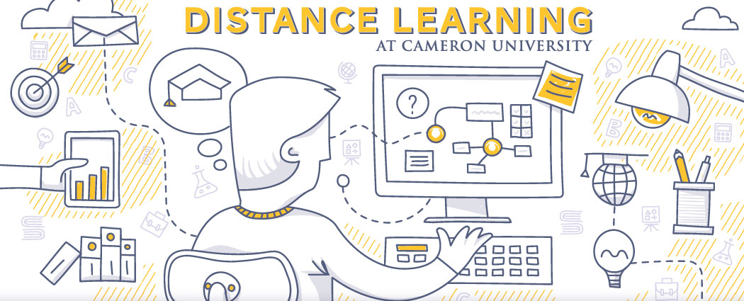 Distance Learning at Cameron University