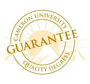 Cameron University guarantee Quality Degrees